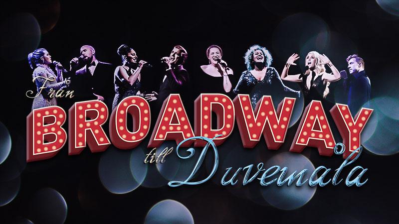 Från Broadway till Duvemåla - Höst 2020