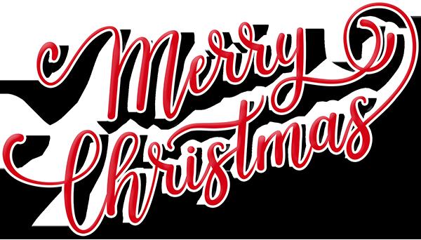 Laila Adèle & Viktoria Tocca - Merry Christmas (logo)
