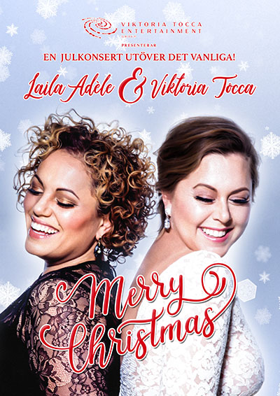 Laila Adèle & Viktoria Tocca - Merry Christmas